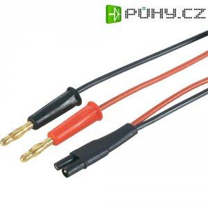 Napájecí kabel Modelcraft, 250 mm, 1,50 m2, konektor 2 mm