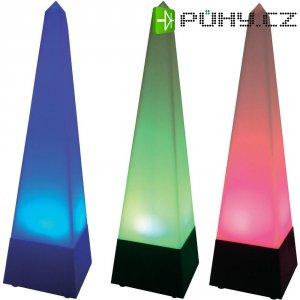 LED pyramida, 71.975, červená/zelená/modrá