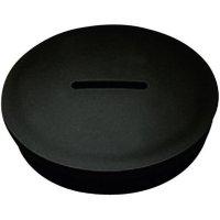 Záslepka KSS PSPR9, 18,7 x 10,4 x 6,0 mm, černá