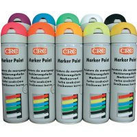 CRC 10162-AA MARKER PAINT – Značkovací barva bílá