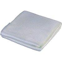 Skelná tkanina Toolcraft, 1 m2, 163 g