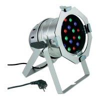 LED reflektor Cameo CLP56RGB1WPS, 18 W, barevná
