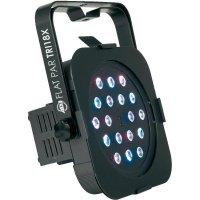 LED reflektor ADJ Flat PAR Tri, 1226100235, 54 W, barevná