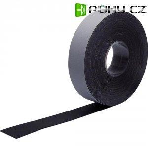 Samosvářecí lepící páska CellPack, 10 m x 19 mm, černá