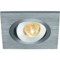 Vestavné výklopné LED světlo SLV Lelex, 1 W, 350 mA