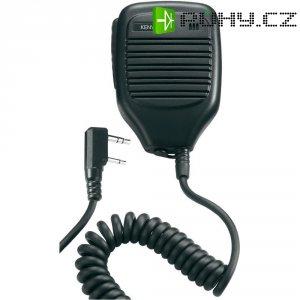 Ruční mikrofon s klipem a připojením sluchátek Kenwood KMC-21