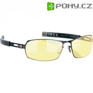 PC a herní brýle MLG Phantom Gloss Onyx Gunnar