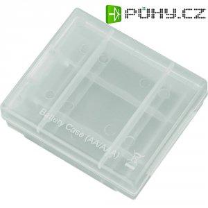 Úložný box pro baterie 4x AA/AAA Conrad Energy