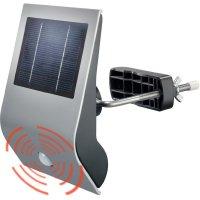 Solární LED svítidlo s detektorem pohybu Esotec Flexi Light, 102420, stříbrná