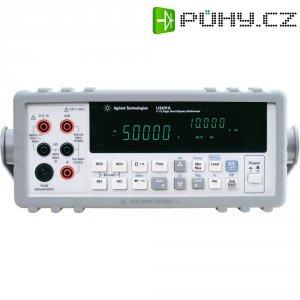 Stolní multimetr Agilent Technologies U3401A, 50000 digits