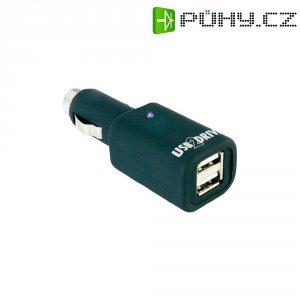 USB nabíječka do auta Ansmann USB2DRIVE, 2x USB