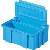 Box pro SMD součástky Licefa, N22222, 37 x 12 x 15 mm, bílá