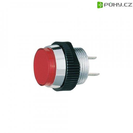 LED signálka Signal Construct SKCD16414, 24 V/DC, modré - Kliknutím na obrázek zavřete