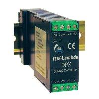 Zdroj na DIN lištu TDK-Lambda DPX-15-48WD-12, ± 625 mA, ± 12 V/DC
