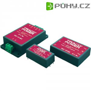 Vestavný napájecí zdroj TracoPower TMP 15212C, 15 W, 2 výstupy -12 a 12 V/DC