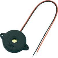 Piezoměnič, 75 dB 12 V/AC, KPR -G3010-6250