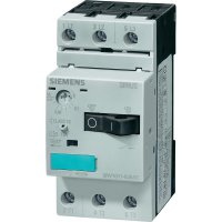 Výkonový spínač Siemens 3RV1011-1DA10, 2,20 - 3,20 A