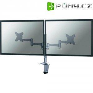 """Stolní držák na 2 monitory, 25,4 - 61 cm (10\"""" - 24\"""") NewStar FPMA-D1330DSILVER,"""