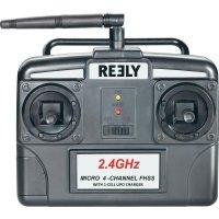 RC model letadla Reely Trainer100, 457 mm, RtF, 2,4 GHz