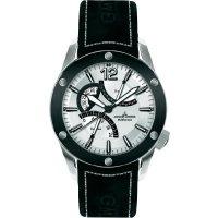 Ručičkové náramkové hodinky Jacques Lemans Liverpool GMT 1-1739B
