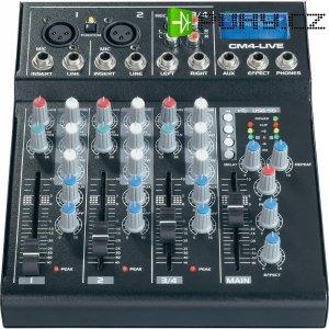 Mixážní pult Mc Crypt L4S