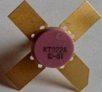 KT922A N 65V/8W 300-750MHz