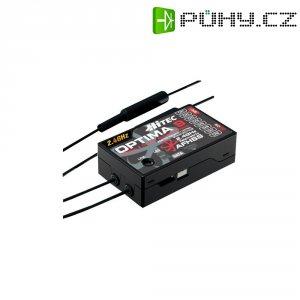 Přijímač Hitec Optima, 2,4 GHz FHSS, 9 kanálů, JR