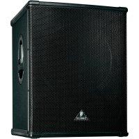 Pasivní reprobox Behringer B1800X Pro, 8 Ω, 100 dB, 450/1600 W