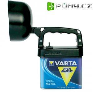Pracovní LED svítilna Varta 18660, černá