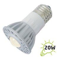 Žárovka LED E27/230V (1x) - 3W(B) bílá teplá