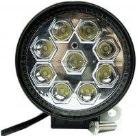 Pracovní světlo LED 10-30V/27W dálkové