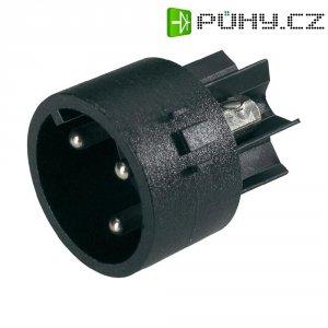 Zásuvkový konektor ESKA Bulgin SA3319, 2pól., 0,2 - 0,5 mm², IP68