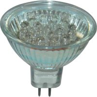 LED žárovka MR16, 8632c26b, GU5.3, 1 W, 12 V, 49 mm