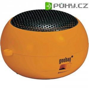 Reproduktor Soundball, oranžov