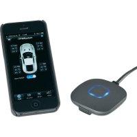 Kontrola tlaku a teploty v pneumatikách s Bluetooth TPMS-001