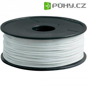 Náplň pro 3D tiskárnu, Renkforce HIPS175W1, materiál HIPS, 1,75 mm, 1 kg, bílá