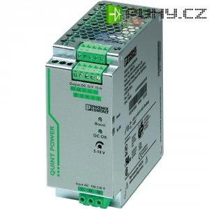 Zdroj na DIN lištu Phoenix Contact QUINT-PS/1AC/12DC/15, 15 A, 12 V/DC