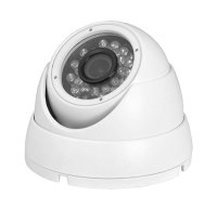 Kamera stropní barevná AHD 1024 DOME, 1 Mpx, 2.8 mm, LED IR24 vnitřní - OPRAVENO