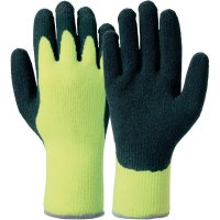 KCL 692 Rukavice StoneGrip® Přírodní latex a bavlna Velikost 10