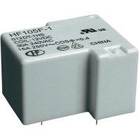 Miniaturní výkonové relé HF105F-1 240 V/AC 1 přepínací kontakt Hongfa HF105F-1/240AT-1ZST (136) 1 ks