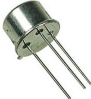 BC211 N 40V/1A 0,8W 50MHz TO39