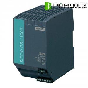 Zdroj na DIN lištu Siemens SITOP PSU100S, 12 V/DC, 14 A
