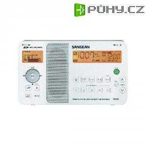 Přenosné rádio SANGEAN PR-D8, bílá