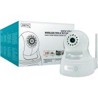 Bezpečnostní síťová kamera Digitus Plug&View OptiArc DN-16036, 1600 x 1200 px