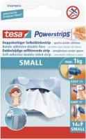 Tesa® Powerstrips® Small 14 ks bílá, 14 proužků