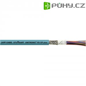 Datový kabel LappKabel UNITRONIC FD CP PLUS 5X0,34 (0028901), 5x 0,34 mm², 1 m, šedá