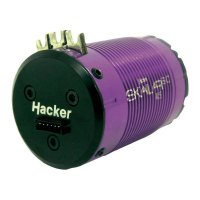Elektromotor Hacker Skalar SC 5.5 Sensor, 4 200 ot./min./V