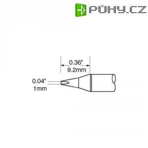 Pájecí hrot OKI by Metcal SFP-CH10, dlátový, 1,0 mm