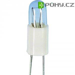 Subminiaturní žárovky BIPIN T1, 5 V, 60 mA, čirá