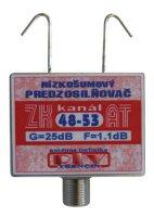 Anténní zesilovač ZK48-53AT F DOPRODEJ